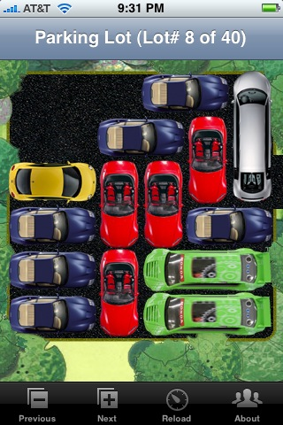 Easy Car Parking Games Online