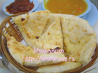 garlic cheese naan